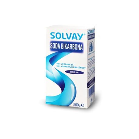 SODA BIKARBONA SOLVAY® - 1kg